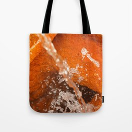 Ferrous water Tote Bag