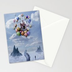 Sweet Castle Stationery Cards