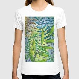 Tropical Foliage T-shirt