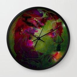 Madeleine  Wall Clock