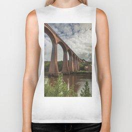Whitby Viaduct Biker Tank