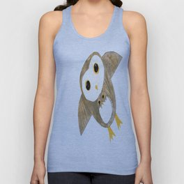 Owl Together Again Unisex Tank Top