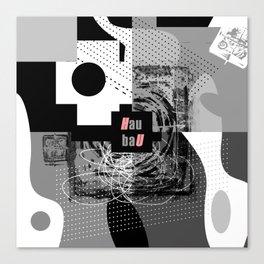 Hau Bau 028 Canvas Print
