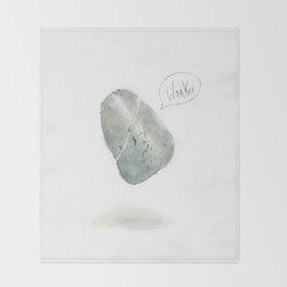 Abusive Stone - Wanker Throw Blanket