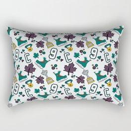 Paul Of Fame Rectangular Pillow