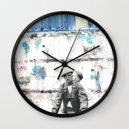 Two Wheels and the Power Wall Clock