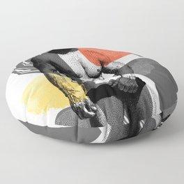 NEWdDOOD - A NOODDOOD Remix - 1  Floor Pillow