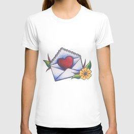 Love Letter T-shirt