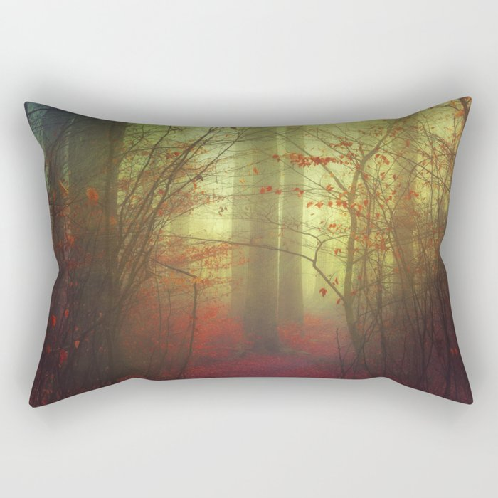 the way in - variation Rectangular Pillow
