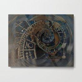 Amok Time Metal Print