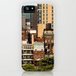 New York architecture iPhone Case