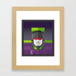 MTMTE Bonecrusher Framed Art Print