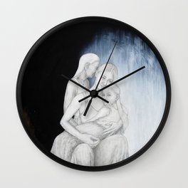 ...in time and... Wall Clock