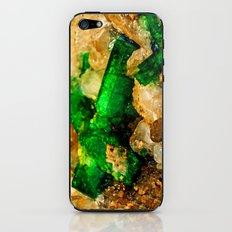 EMERALDS iPhone & iPod Skin