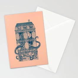 20 000 Leagues under the Sea Stationery Cards