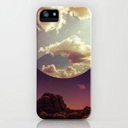 Desert to Sky iPhone Case