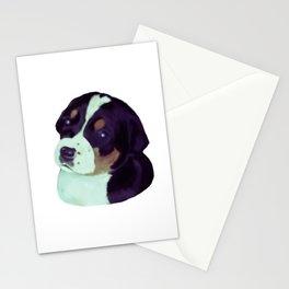 Puppy Dog Stationery Cards
