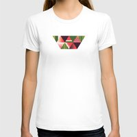 watermelon T-shirts featuring watermelon by Gray