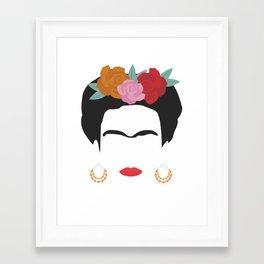 Kahlo Framed Art Print