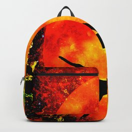 BLACK CAT HARVEST MOON 2018 Backpack