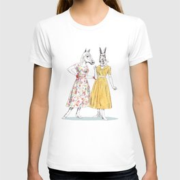 Bestial ladies T-shirt