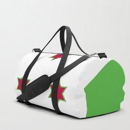 Burundi flag emblem Duffle Bag