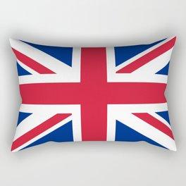 United Kingdom Flag Rectangular Pillow