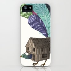 birdhouse revisited iPhone (5, 5s) Slim Case