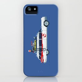 Ecto 1 iPhone Case