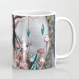 Crystal Fae Witch Coffee Mug