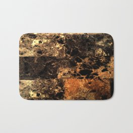 Light Marble Texture  Bath Mat