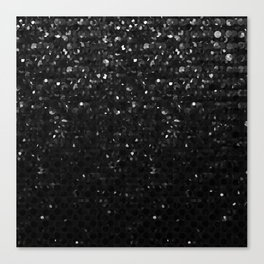 Crystal Bling Strass G283 Canvas Print