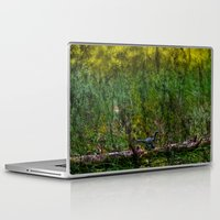 dino Laptop & iPad Skins featuring Dino by Pissova