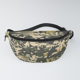Camo420, The ultimate street camouflage. Fanny Pack