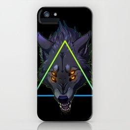 Predator - v3 iPhone Case