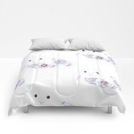 Wht Bunnala Comforters