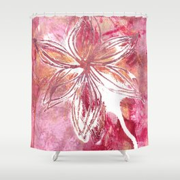 Lovely Lilly Shower Curtain