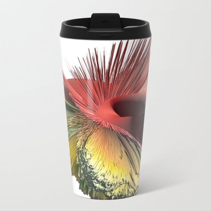 3d art - Revolution Metal Travel Mug