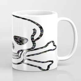 Bubble Skull Coffee Mug