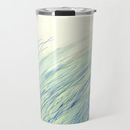 Blue grass for Cindy Travel Mug