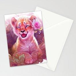 Lion Cub Stationery Cards
