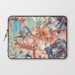 Aquarell Floral 05 Laptop Sleeve