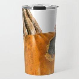 The Pumpkin Carver Travel Mug