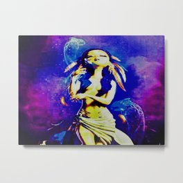Universal Beauty Metal Print