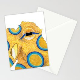 Eye of the Octopus Stationery Cards
