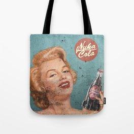 Nuka Cola - Custom Fallout Ad Tote Bag