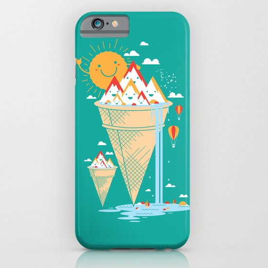 mystery island iPhone & iPod Case