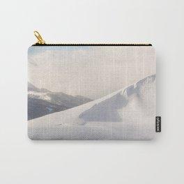 Mountain ridges landscape Carry-All Pouch