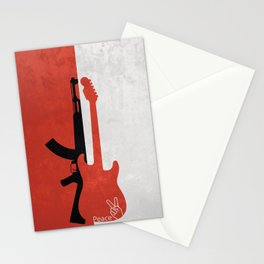 """""""War is over if you want it"""" Stationery Cards"""