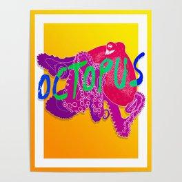Octupus Poster